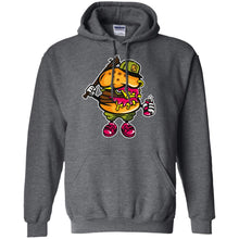 Load image into Gallery viewer, Burger Bastard Pullover Hoodie 8 oz.