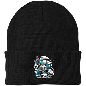 Train Killer Knit Cap