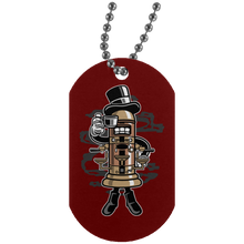 Load image into Gallery viewer, Coffeemaker Silver Dog Tag
