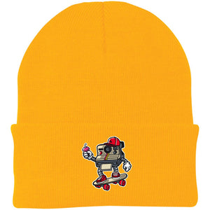 Polaroid Knit Cap