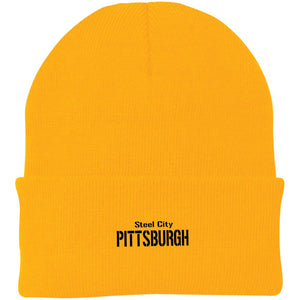 Steel City Knit Cap