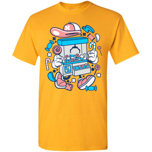 Crane Machine T-Shirt