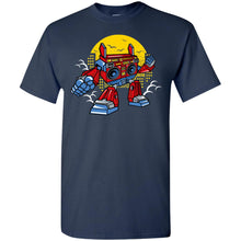 Load image into Gallery viewer, Boombox Robot T-Shirt