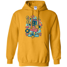 Load image into Gallery viewer, Bad Gamer Pullover Hoodie 8 oz.
