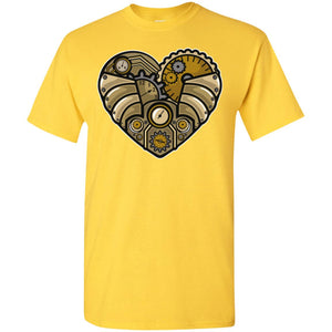 Steampunk Heart T-Shirt