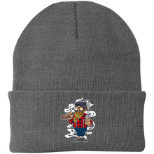 Load image into Gallery viewer, Pizza Beard Knit Cap