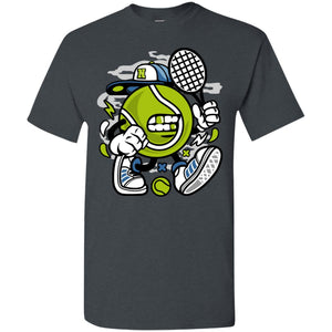 Let's Play Tennis T-Shirt
