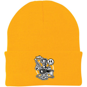 Shooter Knit Cap