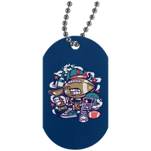 Load image into Gallery viewer, Football Champion Silver Dog Tag