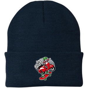 Scooter Skater Knit Cap