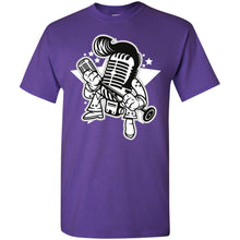 Load image into Gallery viewer, Microphone King T-Shirt