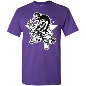 Microphone King T-Shirt