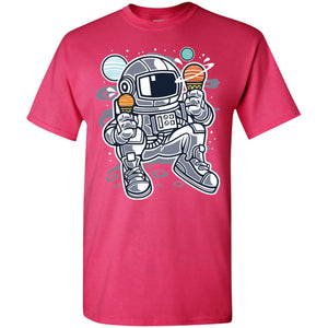 Astronaut Ice Cream 2 T-Shirt