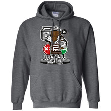 Load image into Gallery viewer, Chocolate Squad Pullover Hoodie 8 oz.