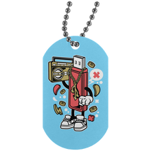 Load image into Gallery viewer, Flash Disk Silver Dog Tag