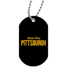 Load image into Gallery viewer, Steel City Dog Tag