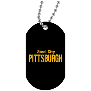 Steel City Dog Tag