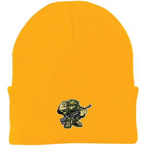Soldier Knit Cap