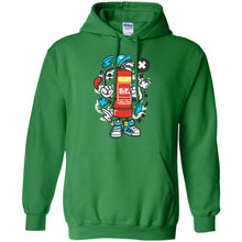 Load image into Gallery viewer, Fire Extinguisher Pullover Hoodie 8 oz.