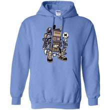 Load image into Gallery viewer, Dead Walkie Pullover Hoodie 8 oz.