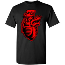 Load image into Gallery viewer, Grenade Heart T-Shirt