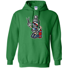 Load image into Gallery viewer, Barber Skater Pullover Hoodie 8 oz.