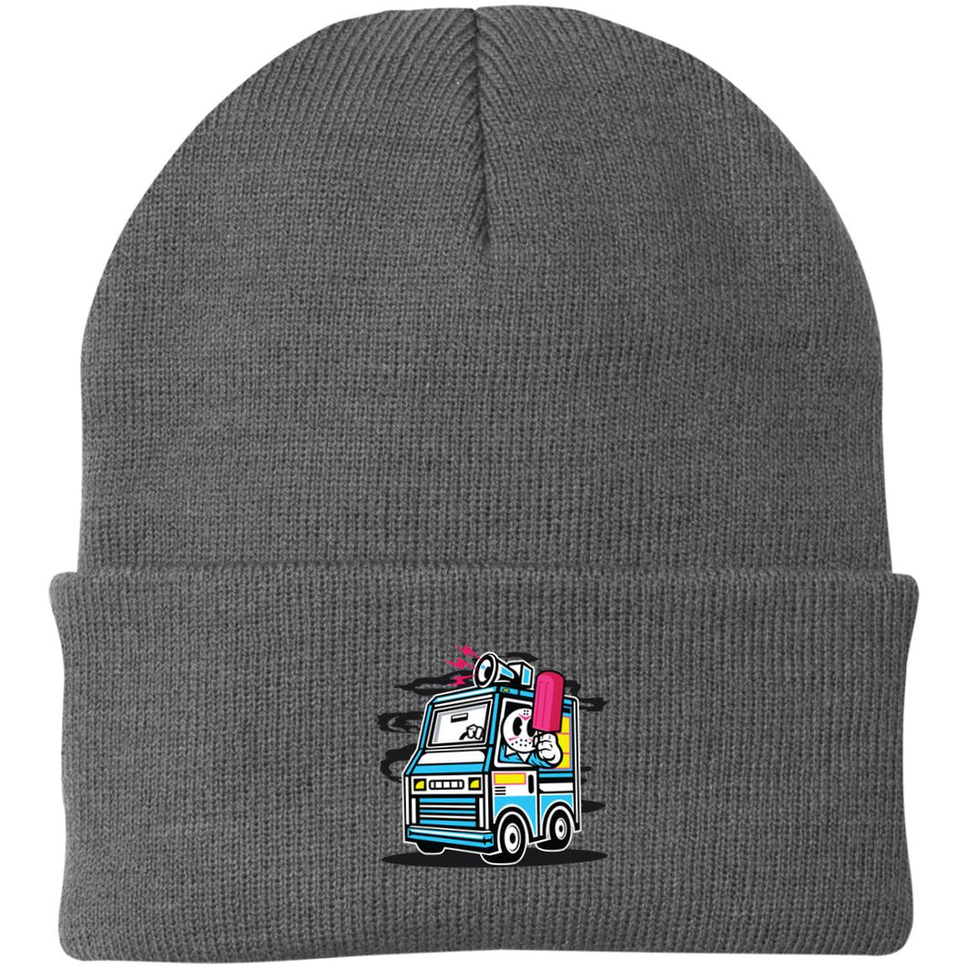 Ice Cream Truck Knit Cap