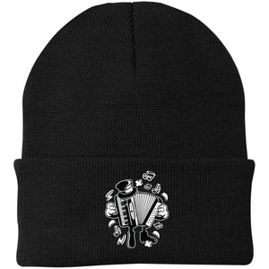 Accordion Knit Cap 6+ Colors