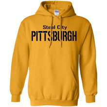 Load image into Gallery viewer, Pittsburgh 6 Hoodie 8 oz.