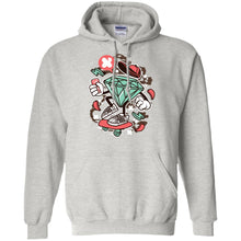 Load image into Gallery viewer, Diamond Skater Pullover Hoodie 8 oz.