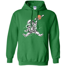 Load image into Gallery viewer, Space Jump Pullover Hoodie 8 oz.