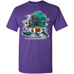 Football Player T-Shirt