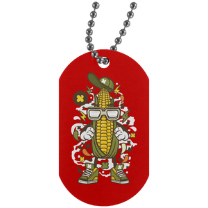 Children Of The Corn Silver Dog Tag