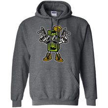 Load image into Gallery viewer, Cash Rules Pullover Hoodie 8 oz.
