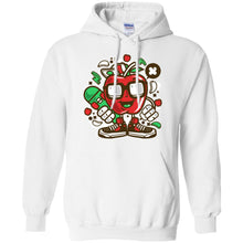 Load image into Gallery viewer, Apple Skater Pullover Hoodie 8 oz.
