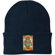 Load image into Gallery viewer, Vintage Robot Knit Cap