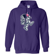 Load image into Gallery viewer, Astronaut Ice Cream Pullover Hoodie 8 oz.