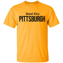 Load image into Gallery viewer, Pittsburgh 6 T-Shirt