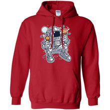 Load image into Gallery viewer, Astronaut Ice Cream 2 Pullover Hoodie 8 oz.