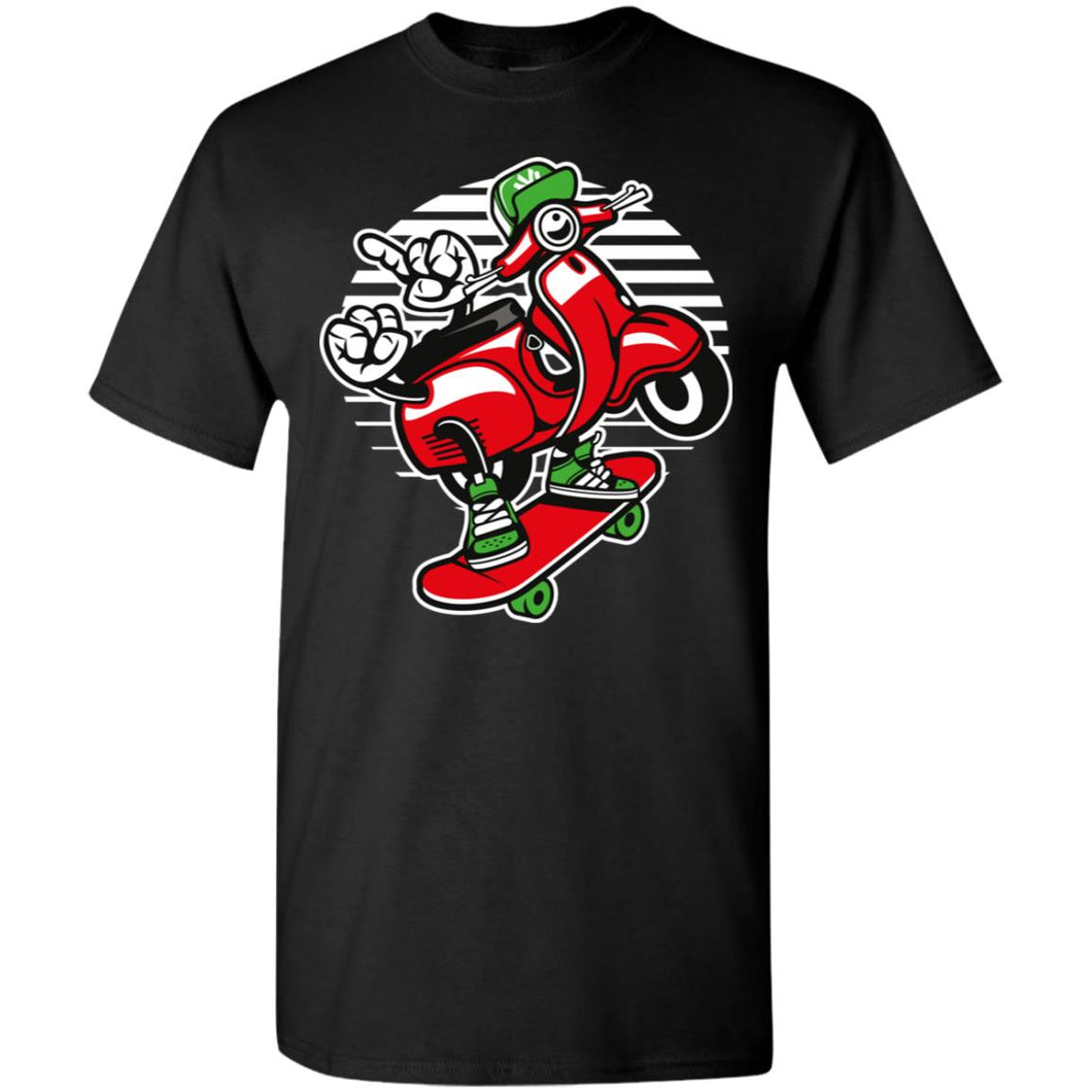 Scooter Skater T-Shirt