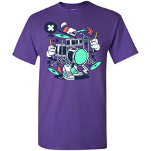 Load image into Gallery viewer, Drum Set T-Shirt
