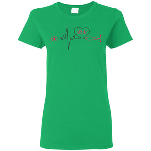 """Nurse"" Ladies' T-Shirt"