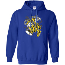 Load image into Gallery viewer, Double Stick Man Pullover Hoodie 8 oz.