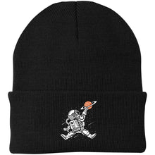 Load image into Gallery viewer, Space Jump Knit Cap