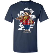 Load image into Gallery viewer, Pizza Beard T-Shirt