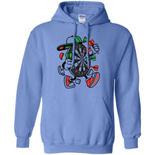 Load image into Gallery viewer, Dart Pullover Hoodie 8 oz.