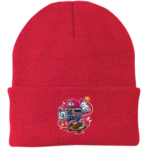 Player Skater Knit Cap