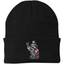 Load image into Gallery viewer, Barber Skater Knit Cap