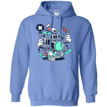 Load image into Gallery viewer, Drum Set Pullover Hoodie 8 oz.