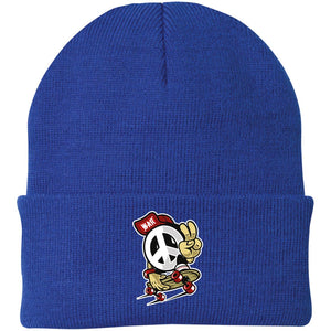 Peace Knit Cap